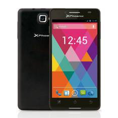 TELEFONO SMARTPHONE 4.5 PHOENIX ROCK X MINI NEGRO DUAL CORE  PANTALLA FWVGA IPS   ANDROID 4.4.2   512MB RAM   4GB FLASH   CAMARA FRONTAL 2MP + TRASERA 5MP DUAL SIMM  IPS