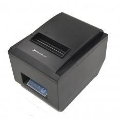 IMPRESORA TICKET TERMICA DIRECTA 80MM PHOENIX PHTHERMALPRINTER / USB / SERIAL / RED ETHERNET/ RJ11 / MAX VELOCIDAD 300MM/S CORTE AUTOMATICO TOTAL Y PARCIAL / ESC / TPV / NEGRA