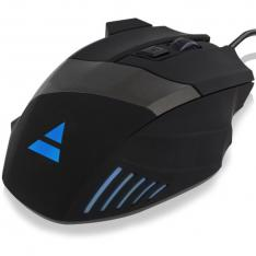 MOUSE RATON GAMING EWENT PL3300 OPTICO   USB   3200DPI ILUMINADO