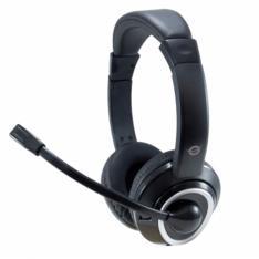 AURICULAR CONCEPTRONIC POLONA01B / USB / MICROFONO / CONTROL VOLUMEN