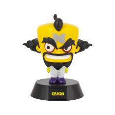 Lampara Paladone Icon Crash Bandicoot Doctor Neo Cortex