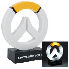Lampara Paladone Overwatch Logotipo