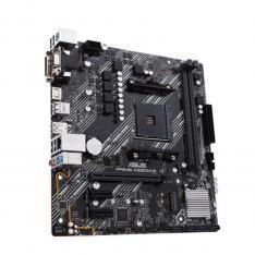 PLACA BASE ASUS AMD PRIME A520M-E SOCKET AM4 DDR4 X2 MAX 64GB 3200 MHZ D-SYB DVI-D HDMI MATX