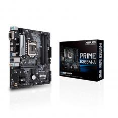 PLACA BASE ASUS INTEL PRIME B365M-A SOCKET 1151 DDR4 X4 2666MHZ MAX 64GB DVI-D D-SUB HDMI MATX
