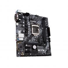 PLACA BASE ASUS INTEL PRIME H410M-A SOCKET 1200 DDR4 X2 MAX 64GB 2933 MHZ D-SUB DVI-D HDMI MATX