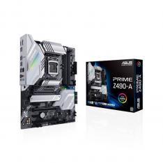 PALCA BASE ASUS INTEL PRIME Z490-A SOCKET 1200 DDR4 X4 MAX. 128GB 2666MHZ DISPLAY PORT HDMI ATX