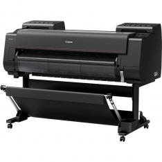 "PLOTTER CANON PRO-4000 IMAGEPROGRAF 44""/ 2400PPP/ USB/ RED/ WIFI/ TINTA 12 COLORES/ TACTIL 3.5"""