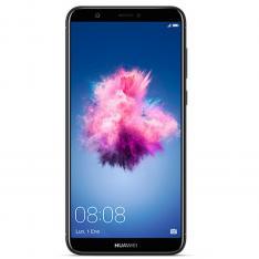 "TELEFONO MOVIL SMARTPHONE HUAWEI P SMART NEGRO/ 5.65""/ 32GB ROM/ 3GB RAM/ 13MPX - 8MPX/ OCTA CORE/ 4G/ LECTOR DE HUELLAS"