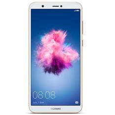"TELEFONO MOVIL SMARTPHONE HUAWEI P SMART GOLD/ 5.65""/ 32GB ROM/ 3GB RAM/ 13MPX - 8MPX/ OCTA CORE/ 4G/ LECTOR DE HUELLA"
