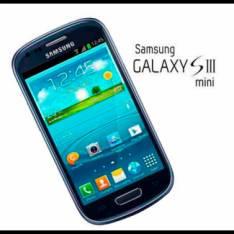 REPUESTO PANTALLA LCD+TOUCH+FRAME(MARCO) PARA SMARTPHONE SAMSUNG GALAXY S3 MINI I8190 AZUL