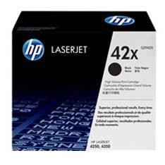 TONER HP 42X Q5942X NEGRO LJ4250/4350