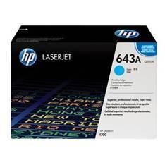 TONER HP 643A Q5951A CIAN 10000 PAG LASERJET 4700