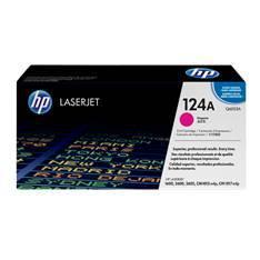 TONER HP 124A Q6003A MAGENTA 2000 PÁGINAS 2600/ 1600/ CM1015/ CM1017