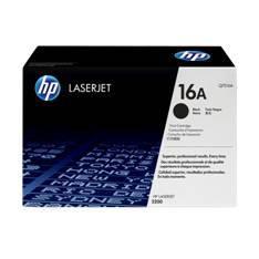 TONER HP Q7516A 16A 12.000 PAGINAS NEGRO