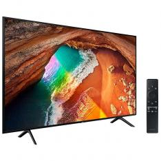 TV SAMSUNG 75 QLED 4K UHD  QE75Q60RATXXC  Q HDR  SMART TV  4 HDMI  2 USB  WIFI  TDT2  SATELITE