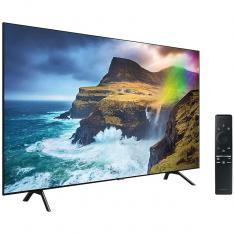 TV SAMSUNG 75 QLED 4K UHD  QE75Q70RATXXC  Q HDR 1000  SMART TV  4 HDMI  2 USB  WIFI  TDT2  SATELITE