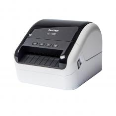IMPRESORA ETIQUETAS BROTHER QL-1100 103MM/ 69EPM/ USB/ CORTADOR AUTOMATICO