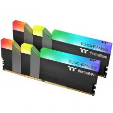 MEMORIA DDR4 16GB KIT 2X8 THERMALTAKE TOUGHRAM RGB / PC4-24000 / 3000MHZ / GAMING