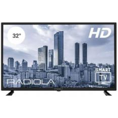 "TV RADIOLA 32"" LED HD READY/ RAD-LD32100KA/ES/ SMART TV ANDROID / 3 HDMI/ 2 USB/ DVB-T/T2/C"