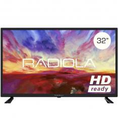 "TV RADIOLA 32"" LED HD READY/ RAD-LD32100K/ES/  3 HDMI/ 2 USB/ DVB-T/T2/C"