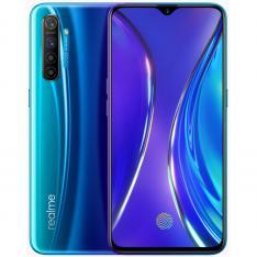 "TELEFONO MOVIL SMARTPHONE REALME X2 PEAR BLUE / 6.4"" / 128GB ROM / 8GB RAM / 4G / LECTOR HUELLA"
