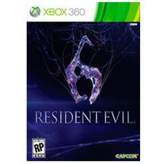 JUEGO XBOX 360 - RESIDENT EVIL 6