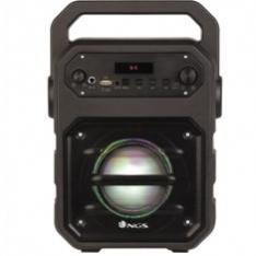ALTAVOZ PORTATIL NGS ROLLERDRUM 20W/ USB/ MICRO SD/ BLUETOOTH/ RADIO FM