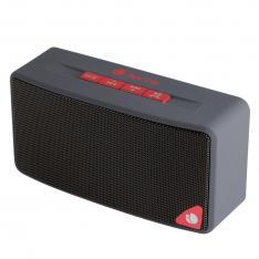 ALTAVOZ BLUETOOTH NGS ROLLER JOY GRAY / 3W / RADIO FM / USB / TARJETA SD / AUX IN
