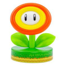 Lampara Paladone Icon Super Mario Flor de Fuego