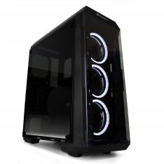 ORDENADOR PC PHOENIX RYZEN IV / AMD RYZEN 2700 / 16 GB DDR4 CORSAIR 3000MHZ / PLACA ASUS PRIME X470 PRO / RTX 2060 6GB / M.2. 500GB  / FUENTE ENERMAX 700W / WIN10