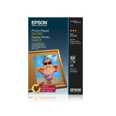PAPEL FOTO EPSON S042539 GLOSSY A4 50 HOJAS  200GRS