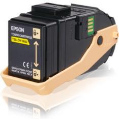 TONER EPSON C13S050602 AMARILLO 7.5K