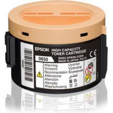 TONER EPSON C13S050650 NEGRO 2.2K
