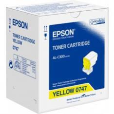 TONER EPSON C13S050747 AMARILLO 8.8K