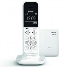 TELEFONO FIJO INALAMBRICO GIGASET CL390 BLANCO