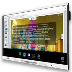 PANTALLA PLANA INTERACTIVA SMART BOARD MX165