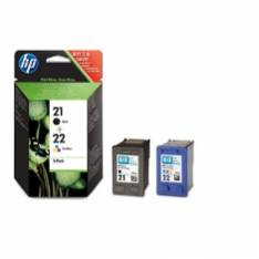 MULTIPACK TINTA HP 21 22 SD367AE NEGRO TRICOLOR D1400  F2100  J3600  3180