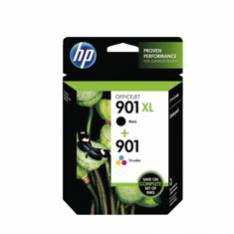 MULTIPACK HP SD519AE Nº901 NEGRO + COLOR