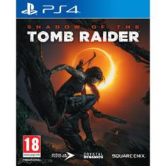 JUEGO PS4 - SHADOW OF THE TOMB RAIDER