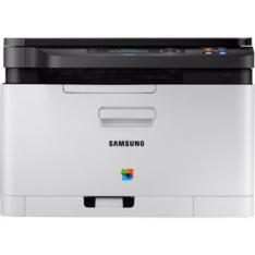 MULTIFUNCION SAMSUNG LASER COLOR SL-C480W A4/ 18PPM MONOCROMO/ 4PPM COLOR/ 128MB/ USB 2.0/ 150 HOJAS/ RED/ WIFI
