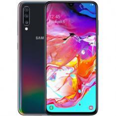 """TELEFONO MOVIL SMARTPHONE SAMSUNG GALAXY A70 BLACK/ 6.7""""/ 128GB ROM/ 6GB RAM/ 32+5+8 Mpx - 32Mpx/ 4500 mAh/ DUAL SIM/ HUELLA"""