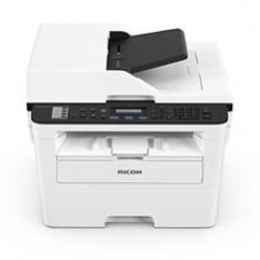 MULTIFUNCION RICOH LASER MONOCROMO SP 230SFNW FAX/ A4/ 30PPM/ 64MB/ USB/ RED/ WIFI/ ADF/