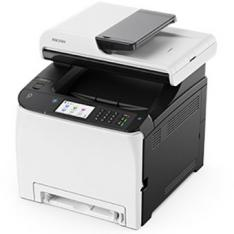 MULTIFUNCION RICOH LASER COLOR SP 260SFNW FAX/ A4/ 20PPM/ 256MB/ USB/ RED/ WIFI/ ADF 35 HOJAS/ DUPLEX