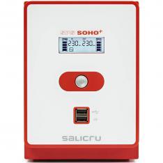 SAI SALICRU SPS 1200 SOHO+ 1200VA  720W  LINEA INTERACTIVA  SCHUKO