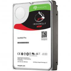 "DISCO DURO INTERNO HDD SEAGATE IRONWOLF PRO NAS ST4000NE001 4TB 3.5"" 7200RPM/ 128MB/ SATA 6GB/S"
