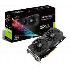 TARJETA GRAFICA ASUS NVIDIA STRIX-GTX1050TI-4G-GAMING 4GB GDDR5 DVI HDMI DISPLAY PORT