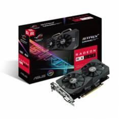 TARJETA GRAFICA ASUS AMD ROG STRIX-RX560-4G-GAMING 4GB GDDR5 DVI HDMI DISPLAY PORT