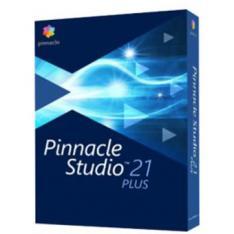 SOFTWARE DE ECICION DE VIDEO PINNACLE STUDIO V21 PLUS