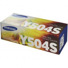 TONER SAMSUNG CLT-Y504S/ELS AMARILLO