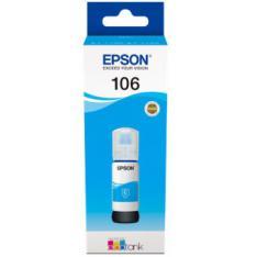 CARTUCHO TINTA EPSON C13T00R240 106 ECOTANK CYAN INK ET-7700 / ET-7750
